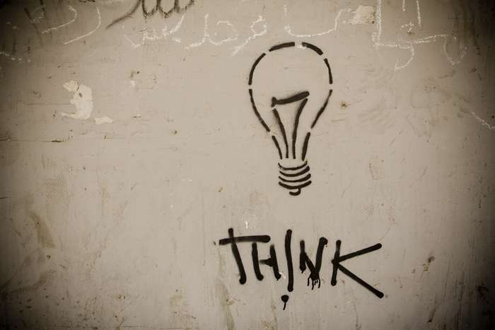 think graffiti in el cairo